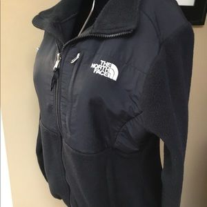North Face Fleece jack Small petite